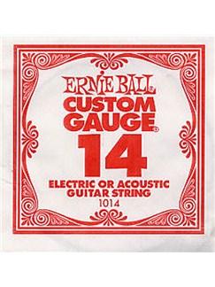 Ernie Ball: Plain Steel Single String (.014)  | Guitar