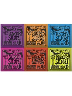 Ernie Ball: Slinky Coasters - Pack Of Six  |