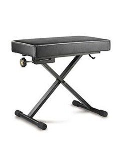 Hercules: KB200B Keyboard Bench  | Piano