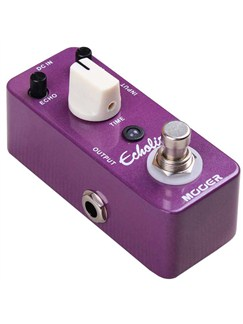 Mooer: Echolizer - Analogue Delay Pedal  | Electric Guitar