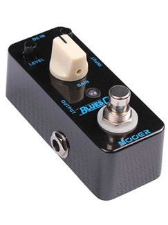 Mooer: Blues Crab - Blues Drive Pedal  | Electric Guitar
