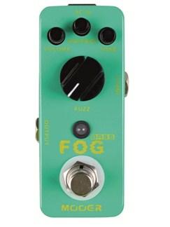 Mooer: Fog - Bass Fuzz Pedal  | Bass Guitar, Electric Guitar