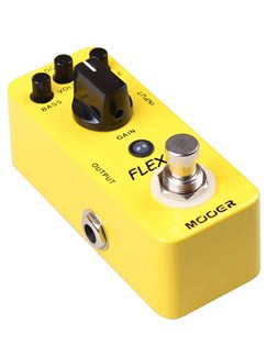 Mooer: Flex Boost - Boost Pedal  | Electric Guitar
