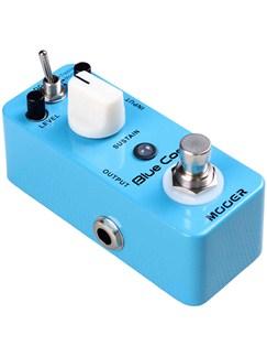 Mooer: Blue Comp - Optical Compressor Pedal    Electric Guitar