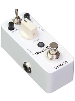Mooer: Hustle Drive - Distortion Pedal  | Electric Guitar