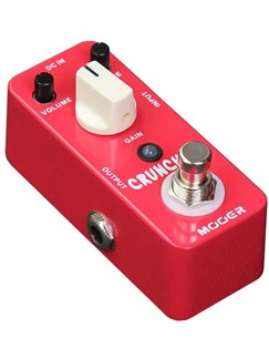 Mooer: Cruncher - Distortion Pedal  | Electric Guitar