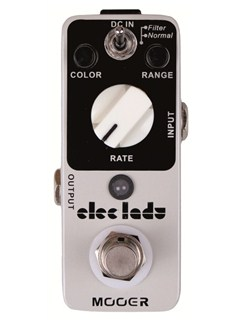Mooer: Eleclady - Analogue Flanger Pedal  | Electric Guitar