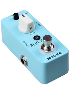 Mooer: Blue Faze - Fuzz Pedal  | Electric Guitar