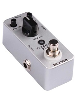Mooer: Triangle Buff - Fuzz Pedal  | Electric Guitar