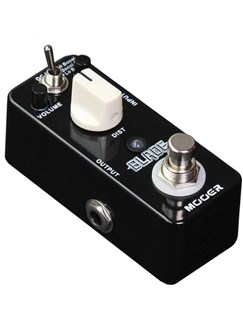 Mooer: Blade - Metal Distortion Pedal  | Electric Guitar