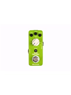 Mooer: Mod Factory All In One Micro Modulation Guitar Effects Pedal  | Guitar