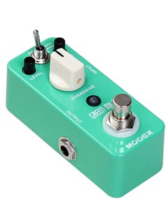 Mooer: Green Mile - Overdrive Pedal  | Electric Guitar