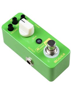 Mooer: Rumble Drive - Overdrive Pedal  | Electric Guitar
