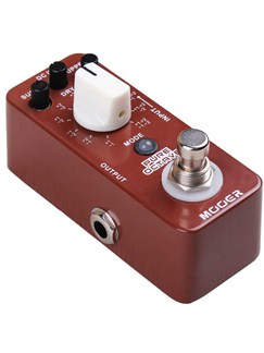 Mooer: Pure Octave - Octave Pedal  | Electric Guitar