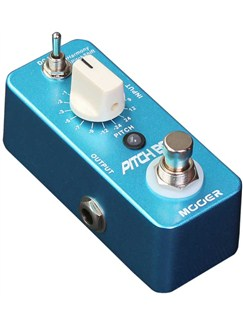 Mooer: Pitch Box - Pitch Pedal  | Electric Guitar