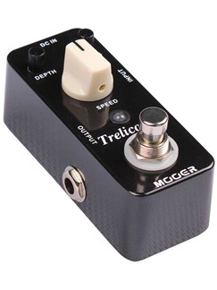 Mooer: Trelicopter - Optical Tremolo Pedal  | Electric Guitar