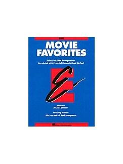 Essential Elements Movie Favorites - Bassoon Books | Bassoon