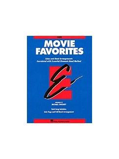 Essential Elements Movie Favorites - Keyboard Percussion Books | Keyboard