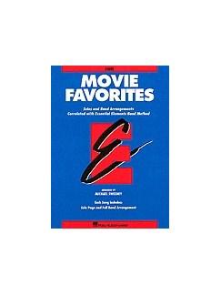 Essential Elements Movie Favorites - Piano Accompaniment Books   Piano Accompaniment
