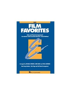 Essential Elements Film Favorites - Flute Books | Flute