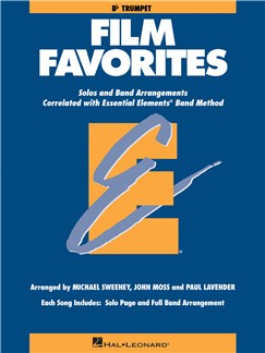 Film Favorites - Trumpet Books | Band Score