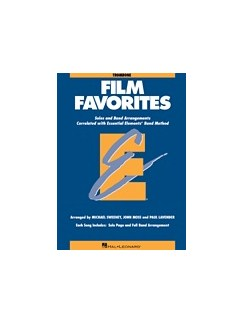 Essential Elements: Film Favorites – Trombone Books | Trombone