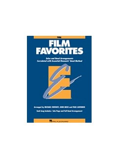 Essential Elements Film Favorites - Tuba Books | Tuba
