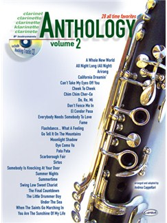 28 All Time Faves Vol 2 Clt Bk/Cd Books and CDs | Clarinet