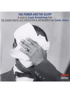 The Danish Radio Jazz Orchestra: The Power And The Glory CDs |