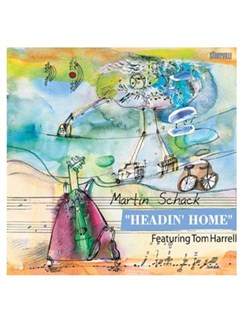 Martin Schack: Headin' Home CDs |