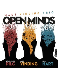 Mads Vinding Trio: Open Minds CDs |