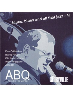 Allan Bo Quintet: Blues, Blues And All That Jazz - 4 CDs |