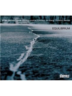 Morten Haxholm Quartet: Equilibrium CDs |