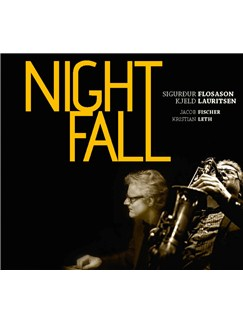 Sigurdur Flosason: Night Fall CD |