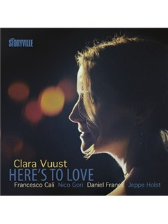 Clara Vuust: Here's To Love CDs |