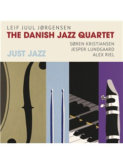 Leif Juul Jørgensen: The Danish Jazz Quartet - Just Jazz CDs |