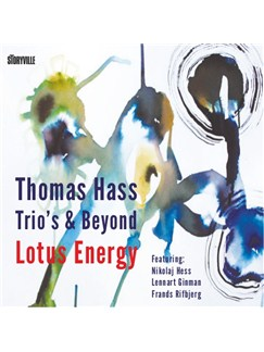 Thomas Hass: Lotus Energy - Trio's And Beyond CD | Basguitar, Klaver solo, Trommer, Saxofon