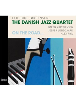The Danish Jazz Quartet: On The Road CD | Jazz Band
