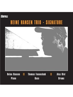 Heine Hansen Trio: Signature CD |