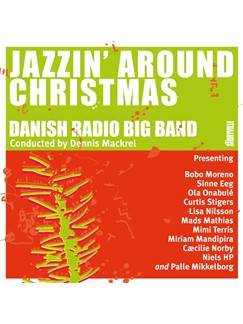 The Danish Radio Big Band: Jazzin' Around Christmas CDs |