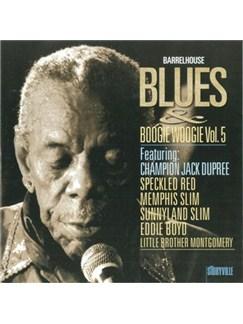 'Champion' Jack Dupree: Barrelhouse Blues & Boogie Woogie Vol. 5 CD |