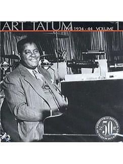 Art Tatum Live: Volume One 1934-1944 CDs  