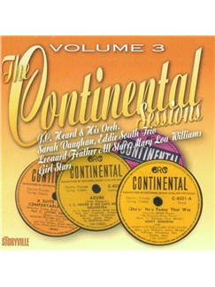 Leonard Feather: Continental Sessions Vol.3 CDs |