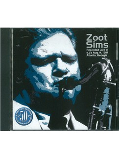 Zoot Sims Recorded Live At E.J.'s CDs |