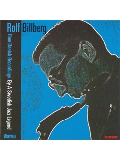 Rolf Billberg: Rare Danish Recordings CD |