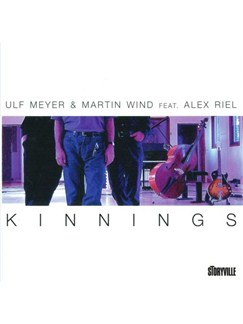 Ulf Meyer/Martin Wind: Kinnings CDs |