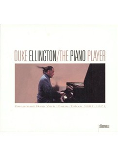 Duke Ellington: The Piano Player CDs |