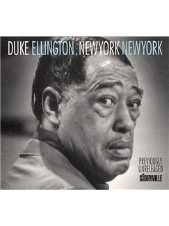 Duke Ellington: New York New York CDs |