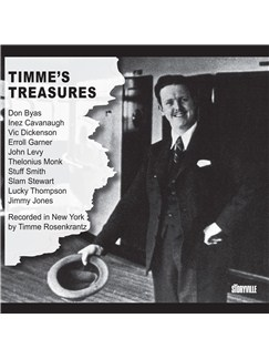 Timme's Treasures CDs |