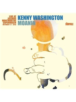 Kenny Washington: Moanin - Live At Montmartre CDs |